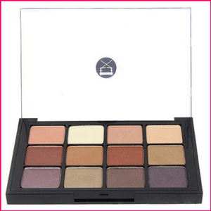 PREORDER Viseart 12-Color Eyeshadow Palette - 06 Paris Nudes