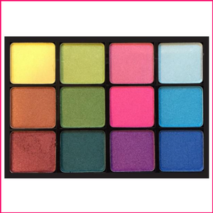 PREORDER Viseart 12-Color Eyeshadow Palette - VPE02 Boheme Dream