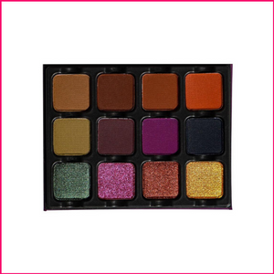 PREORDER Viseart Dark EDIT Eyeshadow Palette