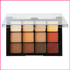 PREORDER Viseart Eyeshadow Pallette - 10 Warm Mattes