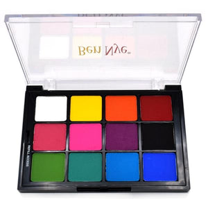 Ben Nye Studio Color Eye & Cheek Rainbow (STP-80)