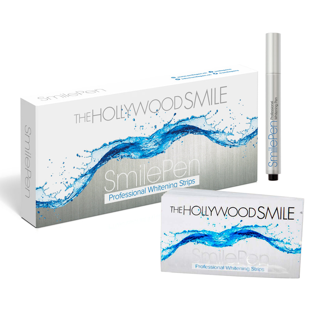 Smile Pen Whitening Strips (28 Strips)