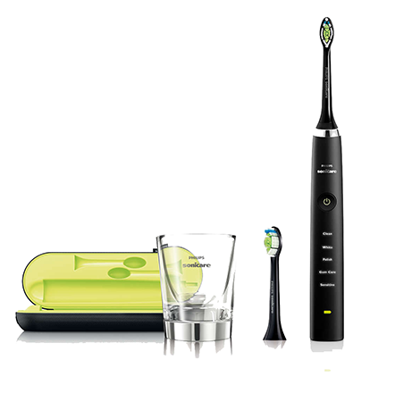 Sonicare Diamond Clean Black edition