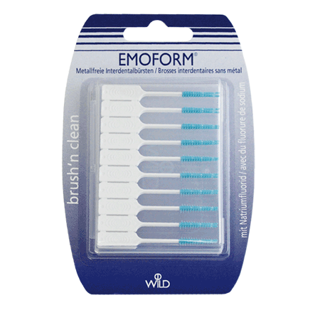 Emoform Brush n clean 50 Stück