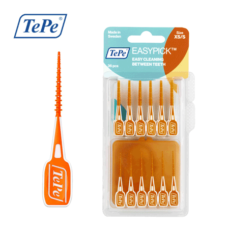 TePe EasyPick™ Orange XS/S