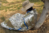 Silver Foil Camping Sleeping Bag