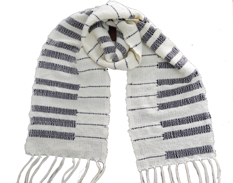 piano keyboard scarf2