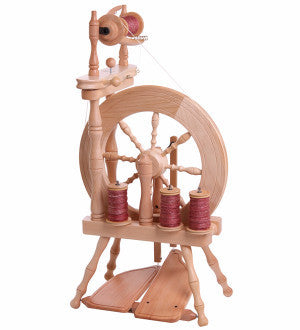Ashford Kiwi Spinning Wheel 3