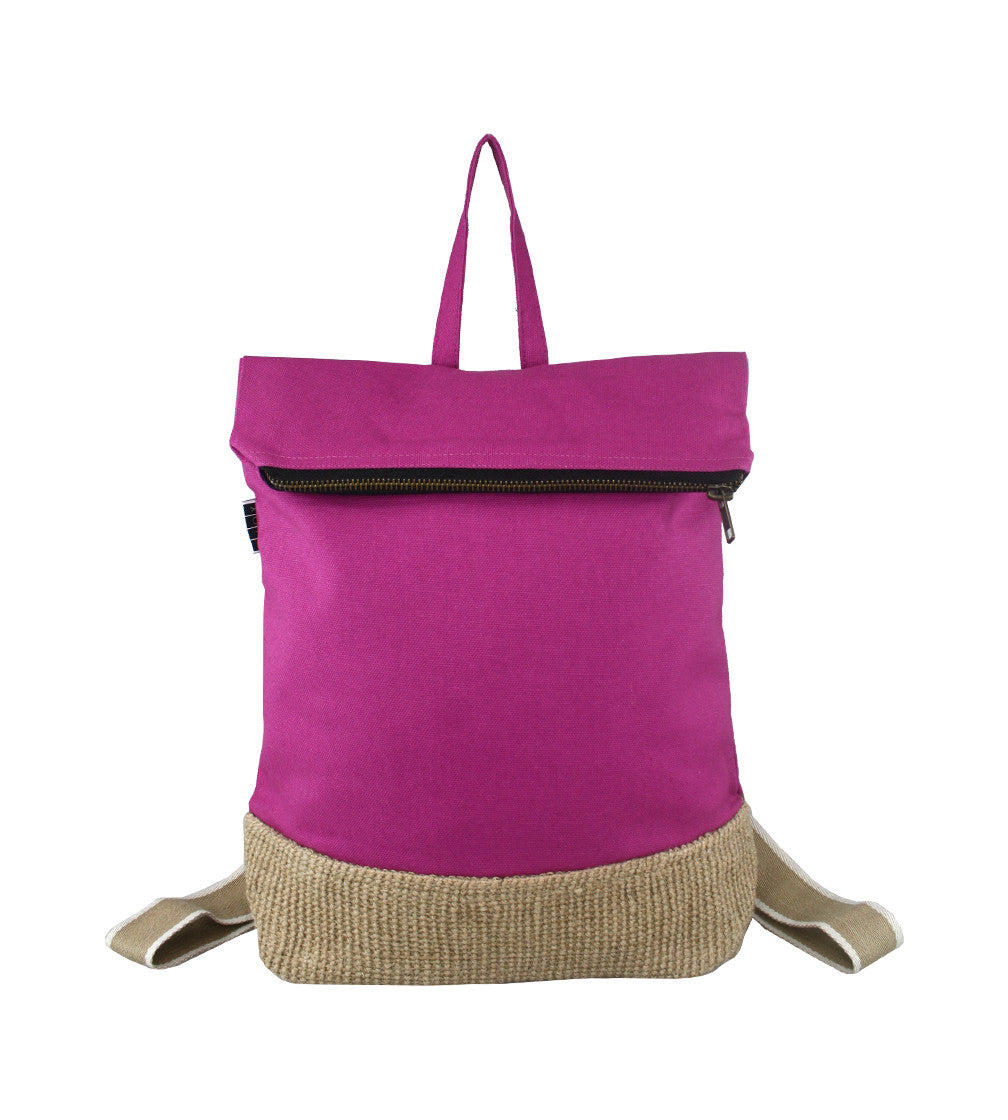 Claire NRadiant Orchid Medium Backpack