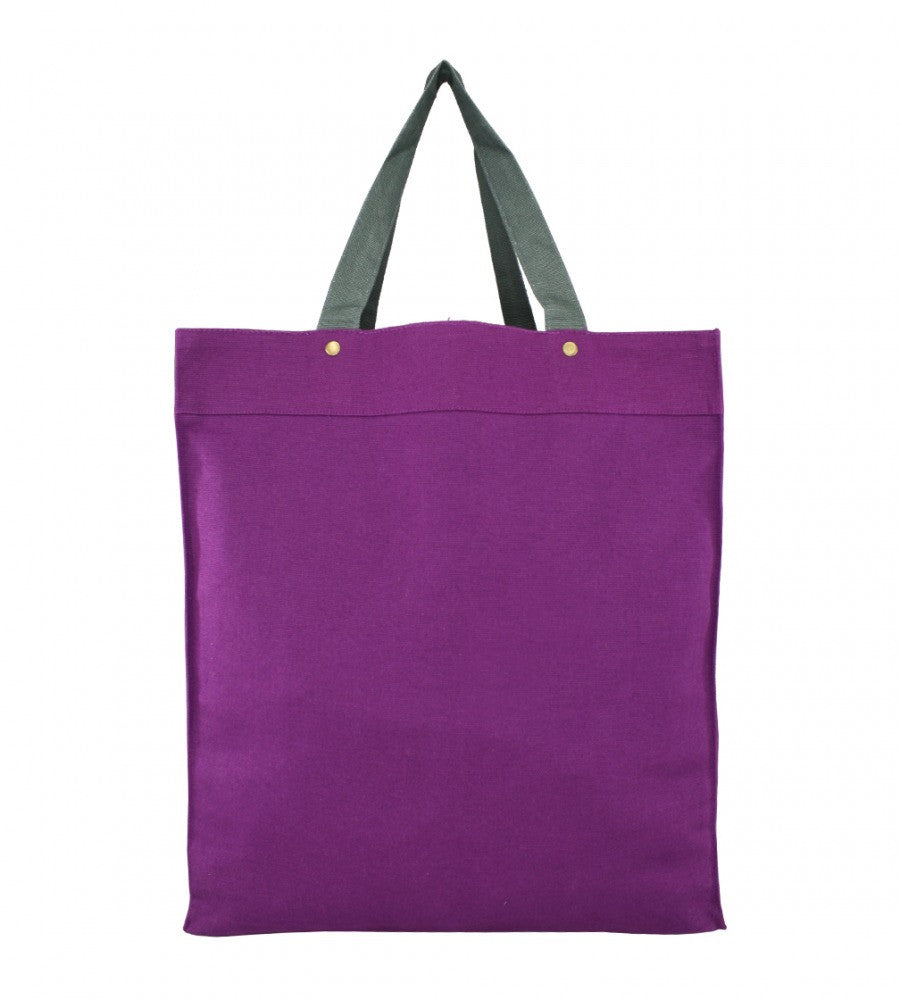 YOLO Womens Jurno - Magenta Fashion Tote Bag