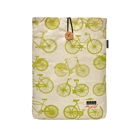 "Laptop Sleeve 13""-Lime Green"