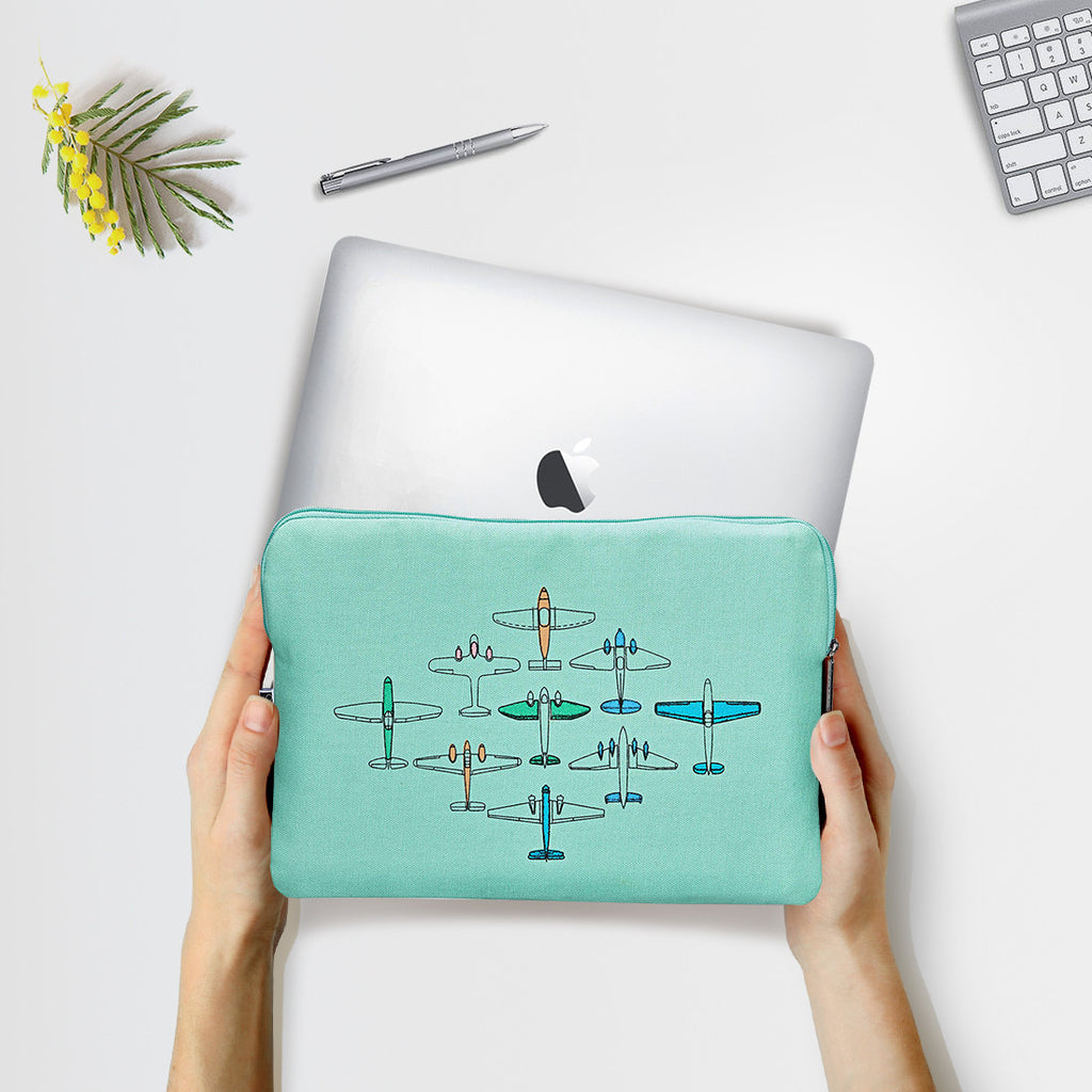 Aeroplane Laptop Sleeve