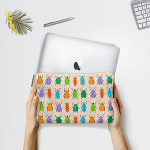 Beetle Laptop Sleeve