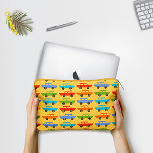 Cars Laptop Sleeve