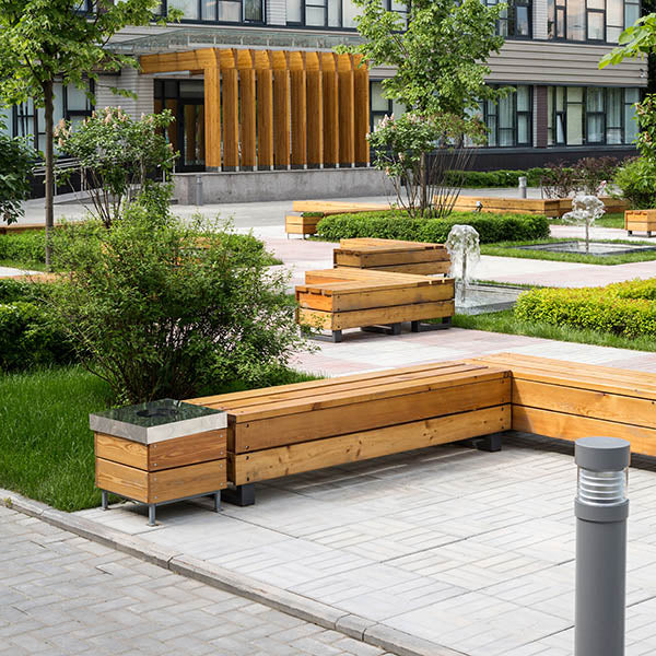 Why You Should Put LED Bollards in an Office Park