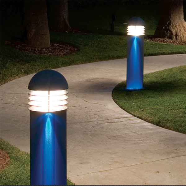 Function + Bollards = Brex Lighting