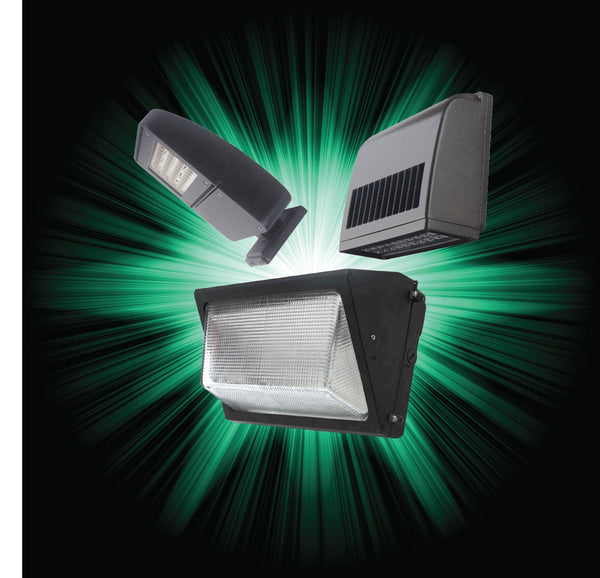 Three Major Benefits of Using LED Wall Packs