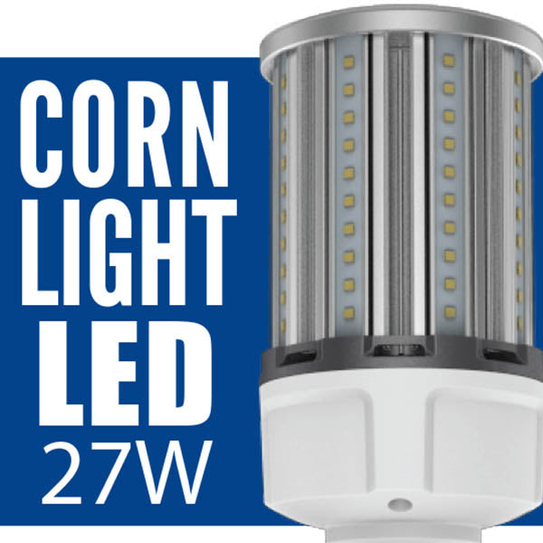 We are Bringing on a new line of corn lights in 27W and 36W