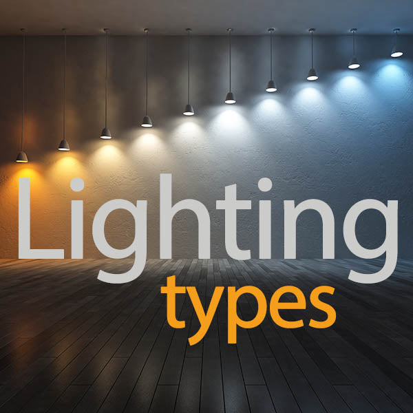 What Type of Lighting to Use