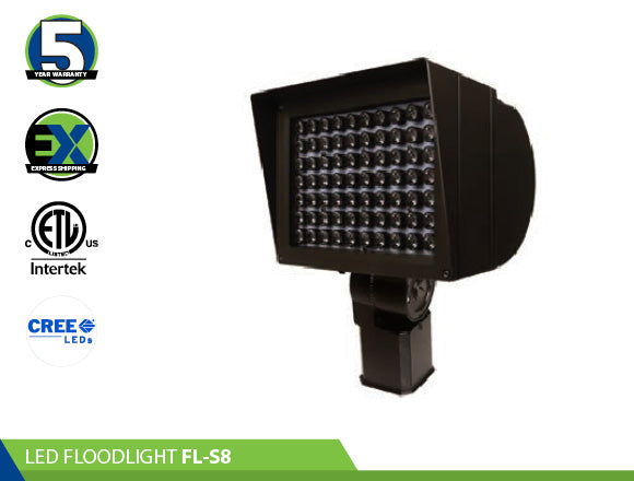 LED FLOODLIGHT: FL-S8