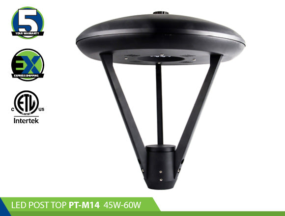 LED POST TOP: PT-M14