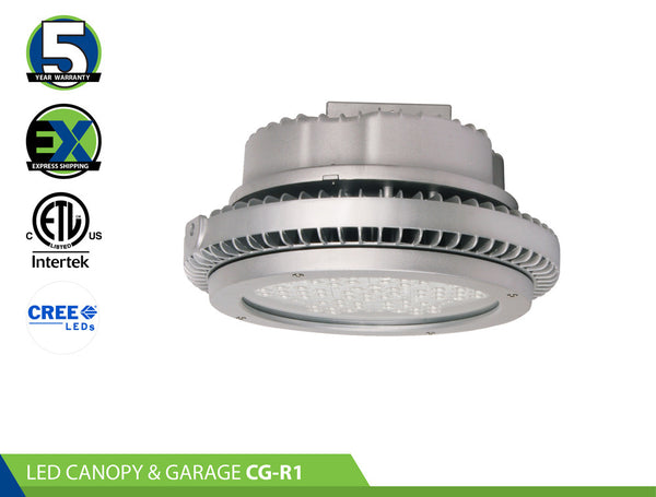 LED CANOPY & GARAGE: CG-R1