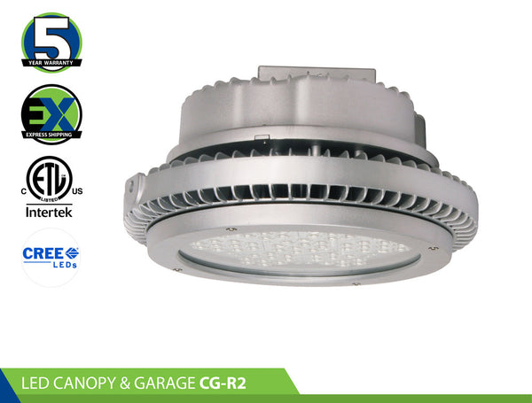 LED CANOPY & GARAGE: CG-R2