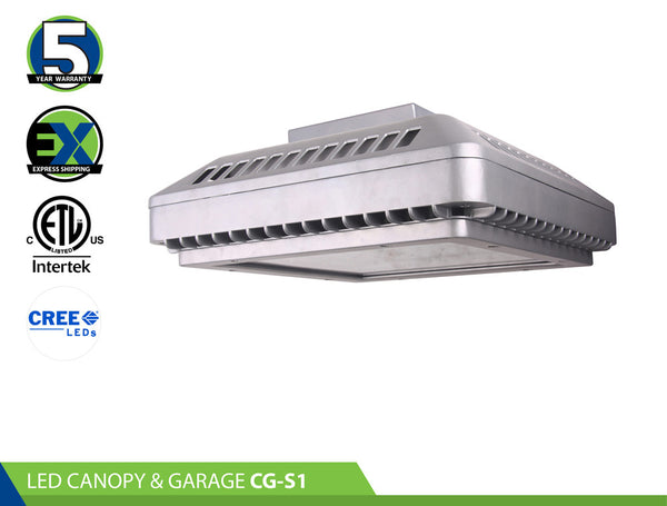 LED CANOPY & GARAGE: CG-S1