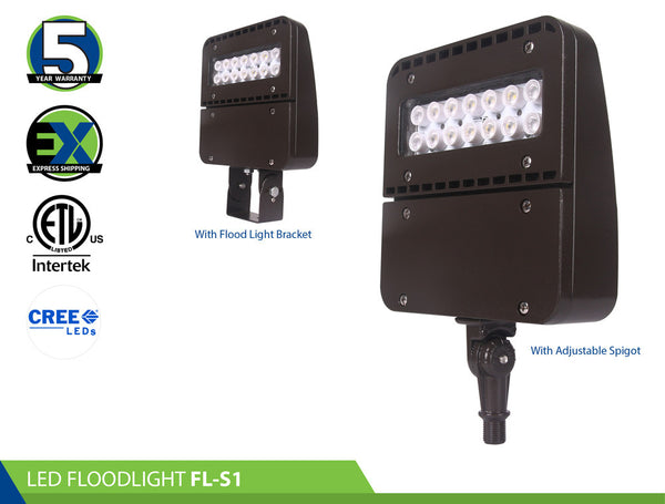 LED FLOODLIGHT: FL-S1