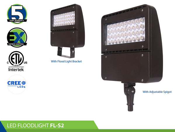 LED FLOODLIGHT: FL-S2