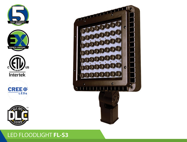 LED FLOODLIGHT: FL-S3