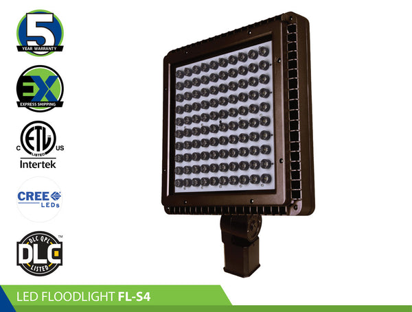 LED FLOODLIGHT: FL-S4