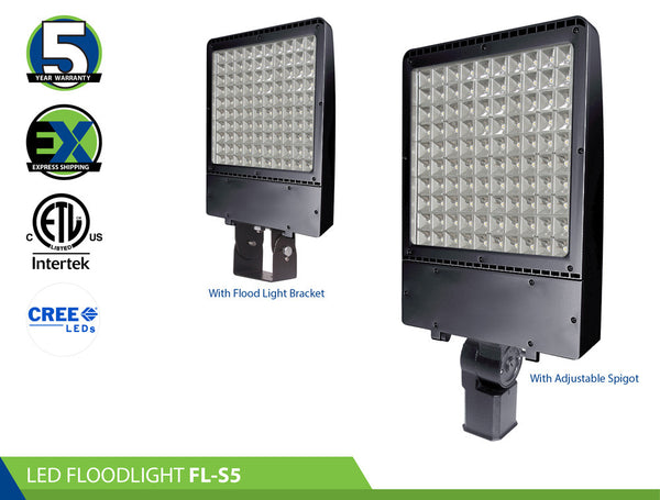 LED FLOODLIGHT: FL-S5