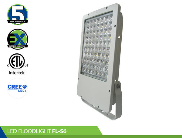 LED FLOODLIGHT: FL-S6