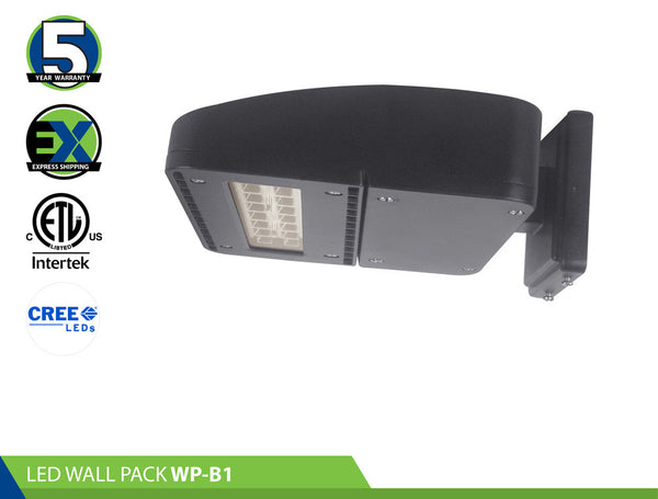 LED WALL PACK: WP-B1