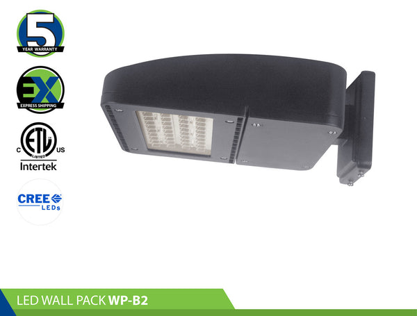 LED WALL PACK: WP-B2