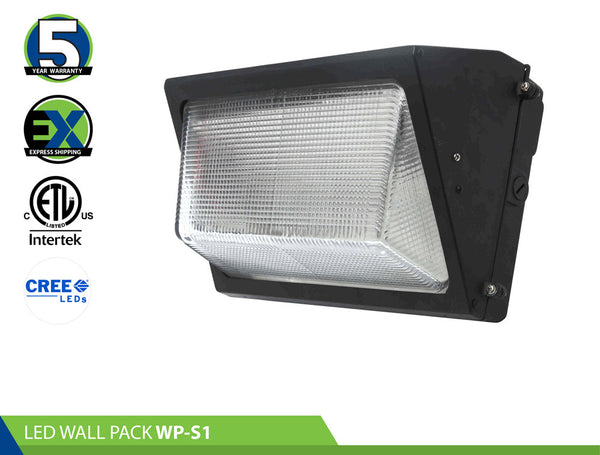 LED WALL PACK: WP-S1