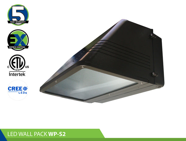 LED WALL PACK: WP-S2