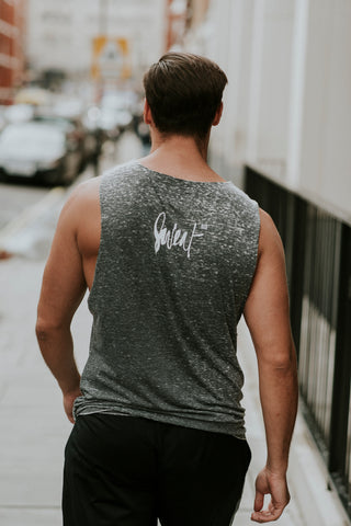 BXR Sweat Vest | Grey