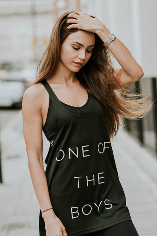 Sleeveless Tank | One of the Boys