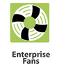 Syncom only uses enterprise, industrialized fans