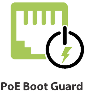 PoE Boot Guard Auto Ping PoE Port Reset
