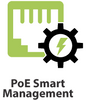 Unmanaged Switch with some smart PoE management features