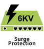 Power Surge Protection for PoE switches