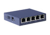 CA-F5P-65X low cost IP camera PoE switch - side