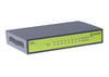 CA-G8 8-Port Gigabit Ethernet Metal Switch - Syncom Technologies