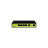 CMA-G6P-60X 4-Port Gigabit Ethernet Switch, 2 RJ45 Uplinks, 55W - Syncom Technologies