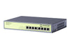 CMA-G8P-130 8-Port Gigabit 130W Rack Mount PoE Switch