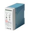 JMDR-40-24  40W, 24V DC Industrial Power Supply, Din Rail Mount - Syncom Technologies