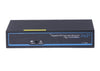 KA-G6P-60SX 4-Port Industrial Grade Gigabit PoE+ Switch, 2-Port RJ45 Uplinks - Syncom Technologies